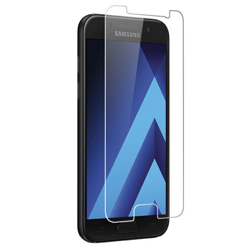 Защитное стекло Ultra 0.33mm для Samsung A720 Galaxy A7 (2017) (в упаковке)