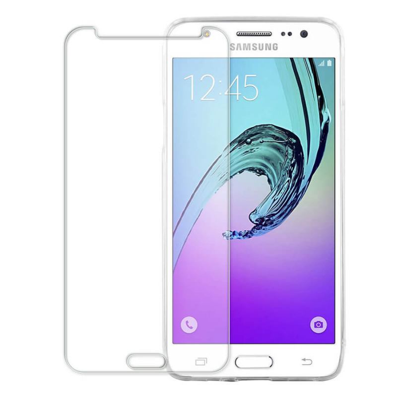 Защитное стекло Ultra 0.33mm для Samsung J500H Galaxy J5 (карт. уп-вка)