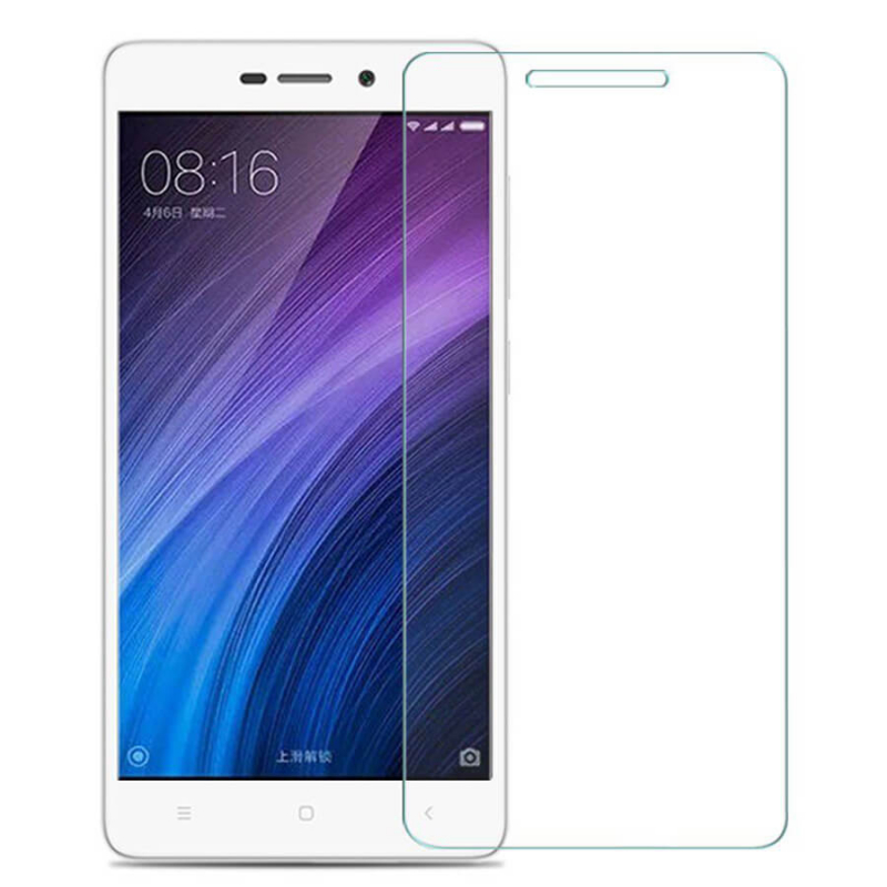 Защитное стекло Ultra Tempered Glass 0.33mm (H+) для Xiaomi Redmi 4a (карт. уп-вка)