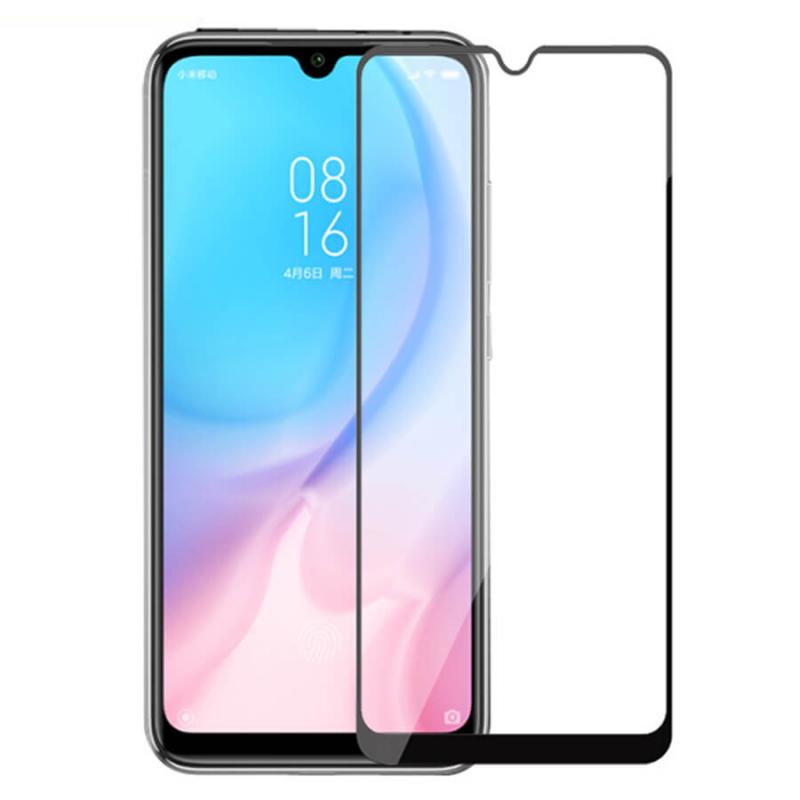 Защитное стекло Zifriend 3D (full glue) (без упаковки) для Xiaomi Mi A3 (CC9e)