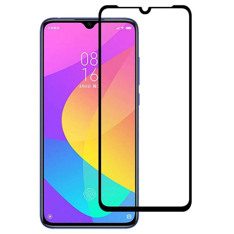 Защитное стекло Zifriend 5D Full Face (full glue) для Xiaomi Mi A3 (CC9e)