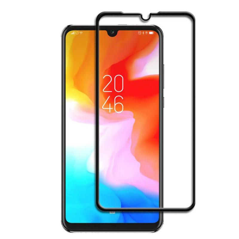 Защитное цветное 3D стекло Mocolo для Huawei P30 lite