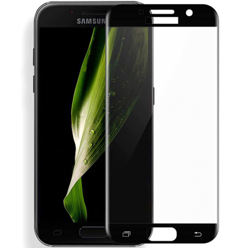 Защитное цветное 3D стекло Mocoson (full glue) для Samsung G935F Galaxy S7 Edge