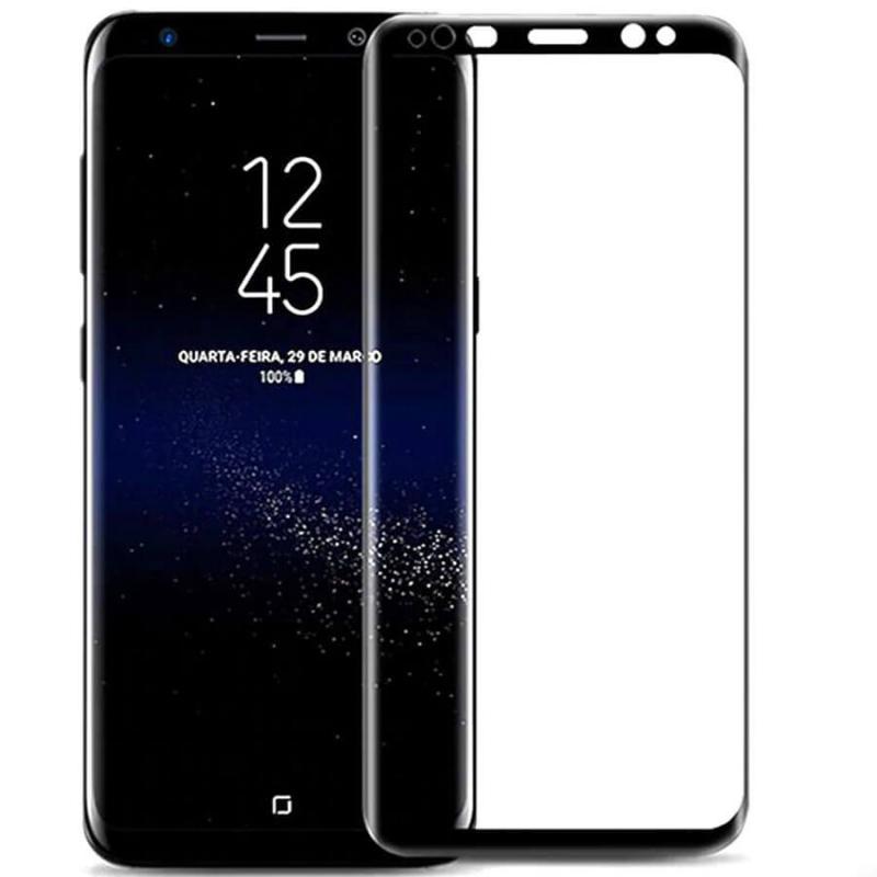 Защитное цветное 3D стекло Mocoson (full glue) для Samsung Galaxy Note 9