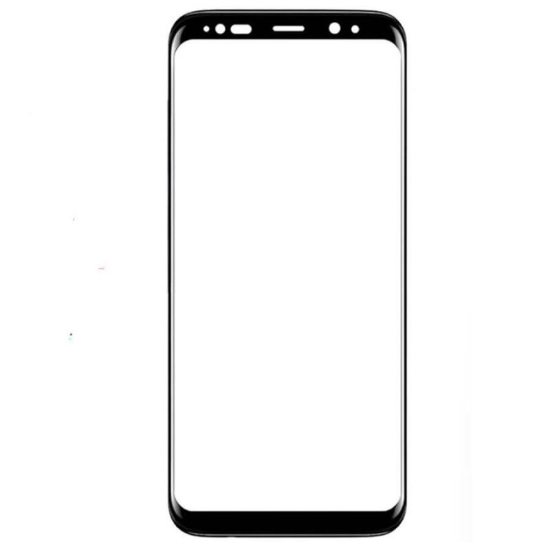 Защитное цветное 3D стекло Mocoson (full glue) для Samsung Galaxy S9+