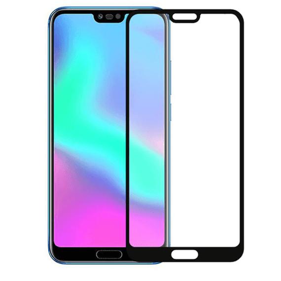 Защитное цветное стекло Mocolo (full glue) для Huawei Honor 10i / 20i / 10 Lite / P Smart (2019)