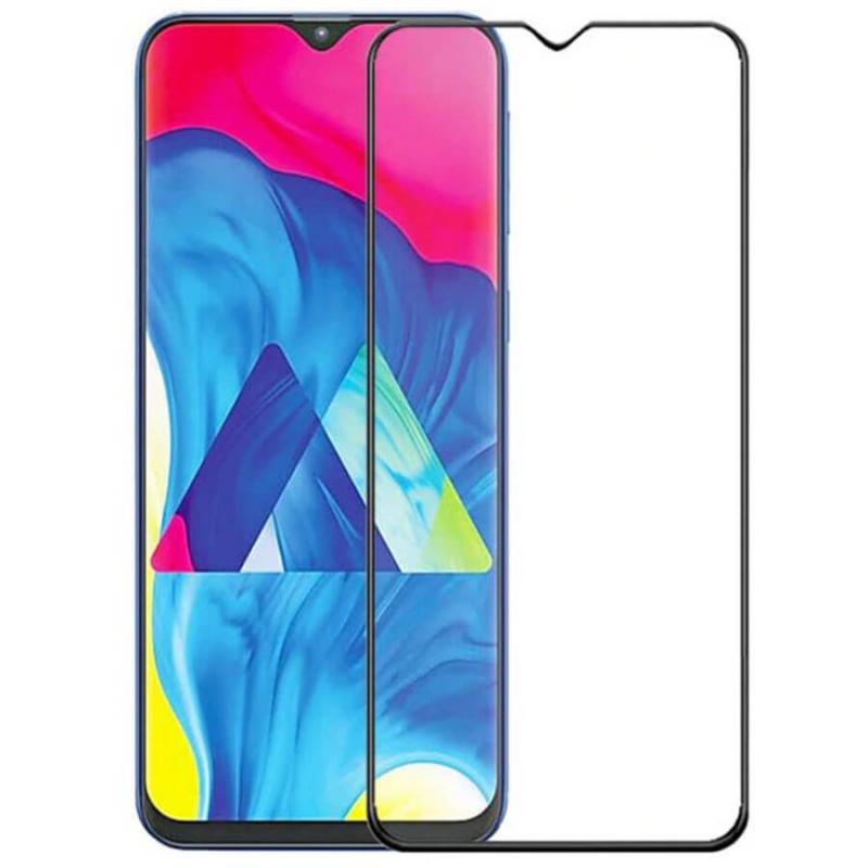 Защитное цветное стекло Mocolo (full glue) на весь экран для Meizu 16T