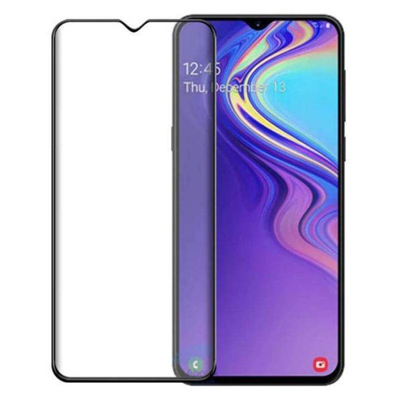 Защитное цветное стекло Mocolo (full glue) на весь экран для Samsung Galaxy A20e