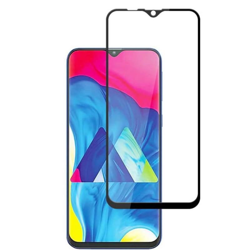 Защитное цветное стекло Mocolo (full glue) на весь экран для Samsung Galaxy M30s