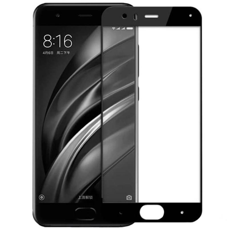Защитное стекло Mocolo (full glue) для Xiaomi Mi 6
