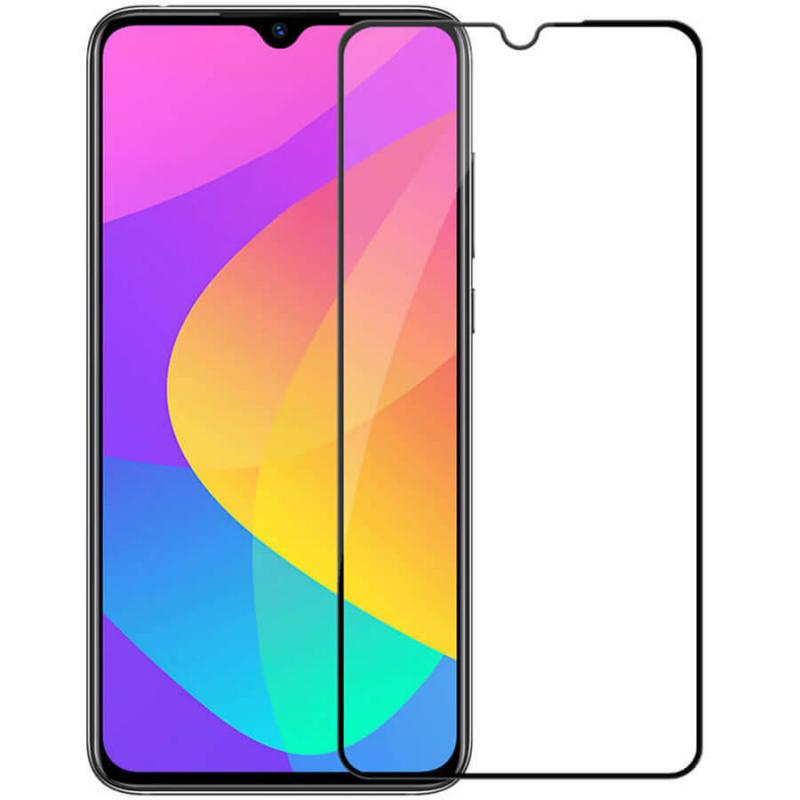 Защитное цветное стекло Mocolo (full glue) на весь экран для Xiaomi Mi Note 10 Pro