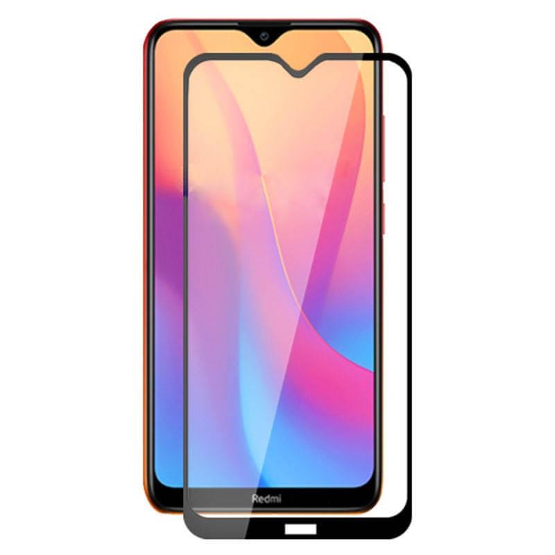 Защитное цветное стекло Mocolo (full glue) на весь экран для Xiaomi Redmi 8 / 8a