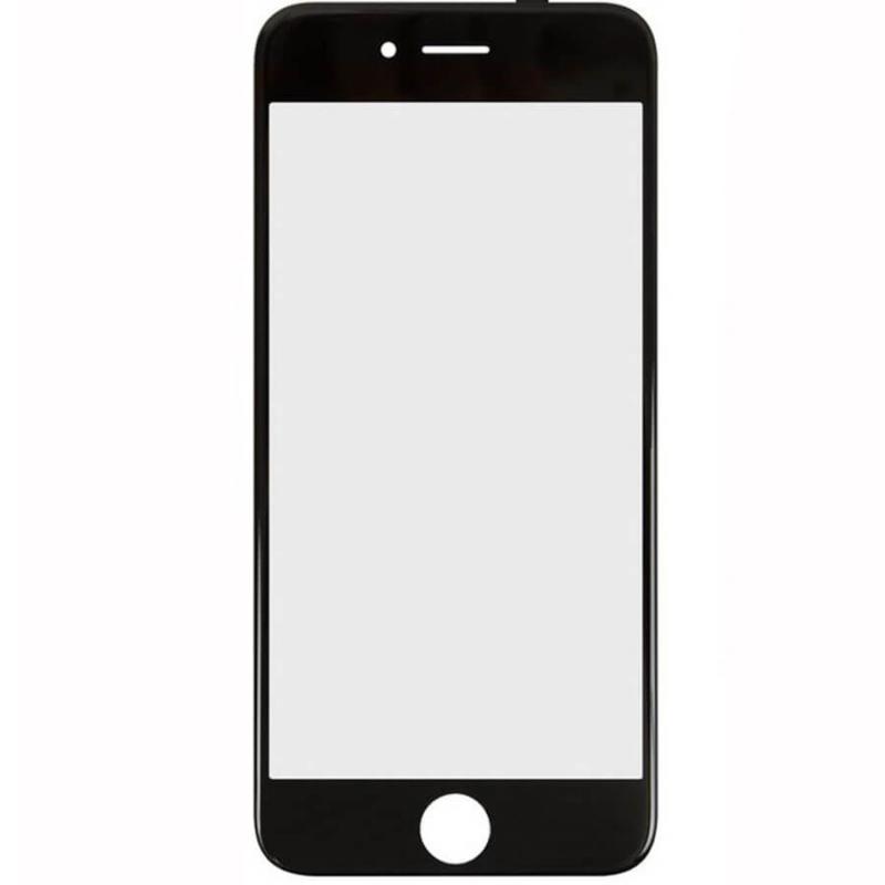 """Защитное цветное стекло Mocoson (full glue) на весь экран для Apple iPhone 6/6s (4.7"""")"""