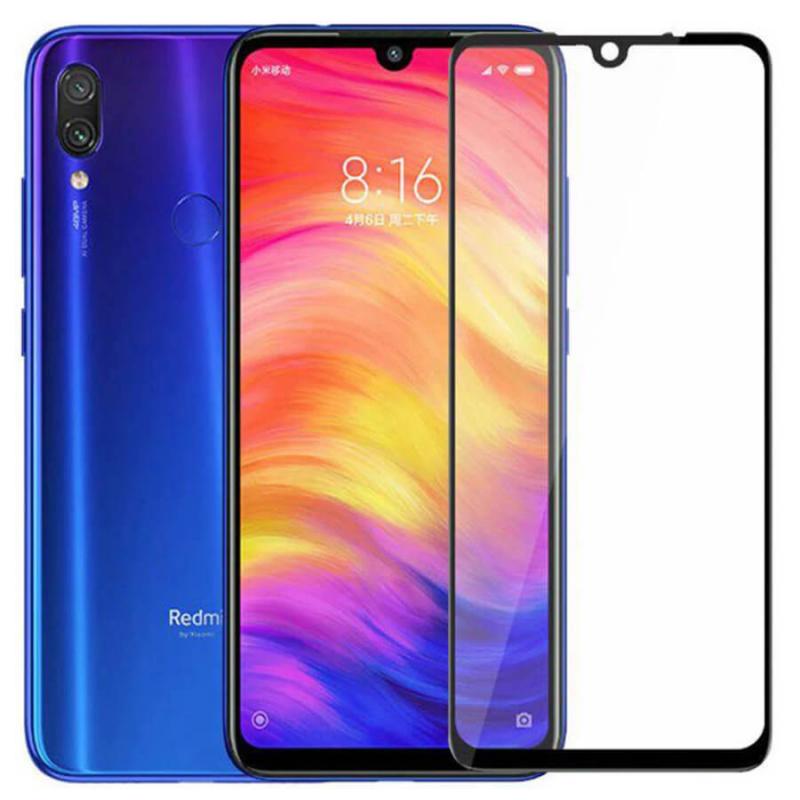 Защитное цветное стекло Mocoson 5D (full glue) для Xiaomi Redmi 7