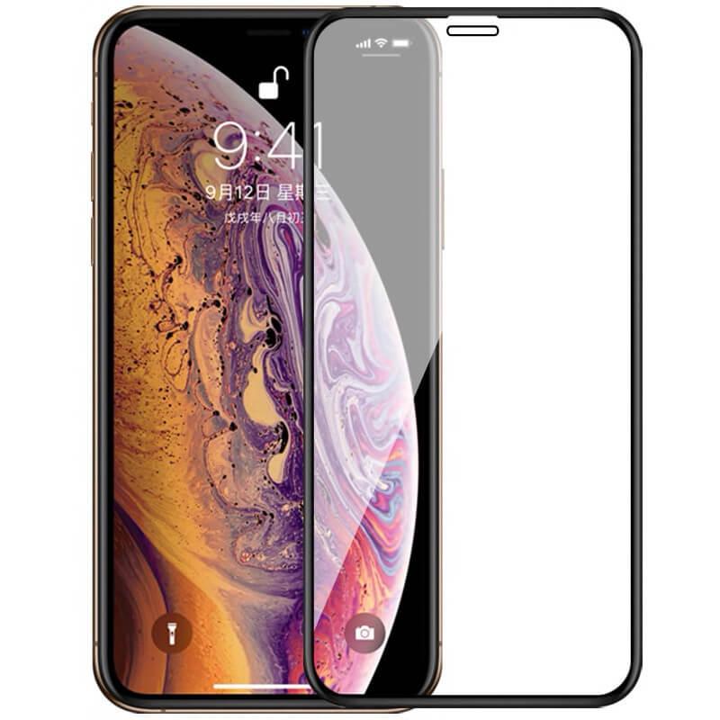 "Защитное стекло 2.5D CP+ (full glue) для Apple iPhone 12 Pro Max (6.7"")"