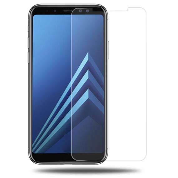 Защитное стекло Ultra 0.33mm для Samsung Galaxy A6 Plus (2018) (в упаковке)
