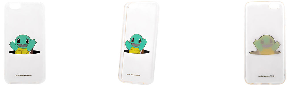 "TPU чехол ""Happy Pokemon"" для Apple iPhone 6"